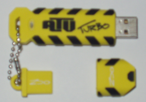 4096MB OCZ ATV Turbo USB Stick
